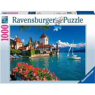 Ravensburger On the Lake of Thun Bern 1000 Pieces