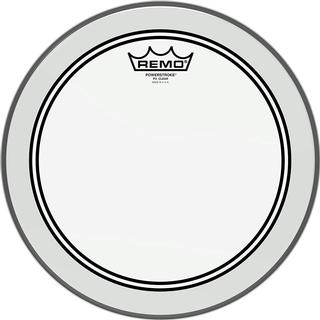 Remo Powerstroke P3 Clear 14""