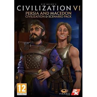 Sid Meier's Civilization VI: Persia and Macedon Civilization & Scenario Pack