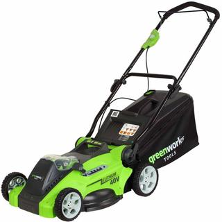 Greenworks G40LM41 Battery Powered Mower