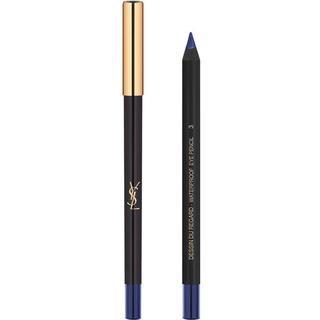 Yves Saint Laurent Dessin Du Regard Waterproof Eye Pencil #03 Blue Impatient