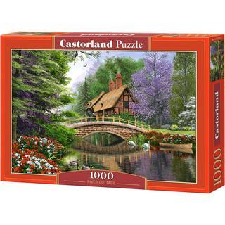Castorland River Cottage 1000 Pieces