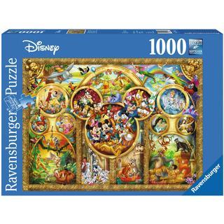 Ravensburger The Best Disney Themes 1000 Pieces