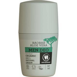 Urtekram Men Baobab Aloe Vera Deo Stick 50ml