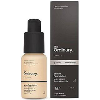The Ordinary Serum Foundation SPF15 2.0P Light Medium