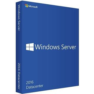 Microsoft Windows Server 2016 Datacenter 24 Core English (64-bit OEM)