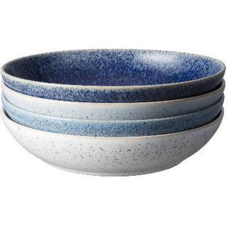 Denby Studio Blue Soup Bowl 4 pcs 1 L
