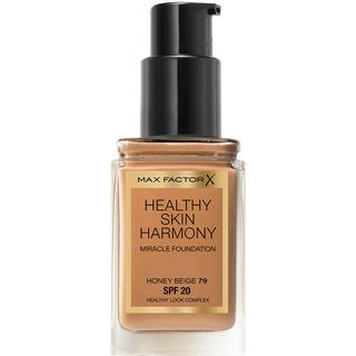 Max Factor Healthy Skin Harmony Foundation SPF20 #79 Honey Beige