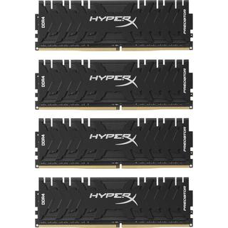 HyperX Predator DDR4 3200MHz 4x16GB (HX432C16PB3K4/64)