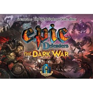 Gamelyngames Tiny Epic Defenders: The Dark War
