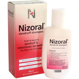 Nizoral Anti-Dandruff Shampoo 100ml