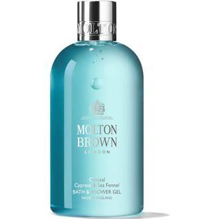 Molton Brown Bath & Shower Gel Coastal Cypress & Sea Fennel 300ml