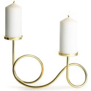 Sagaform Loop 27x20cm Candlestick