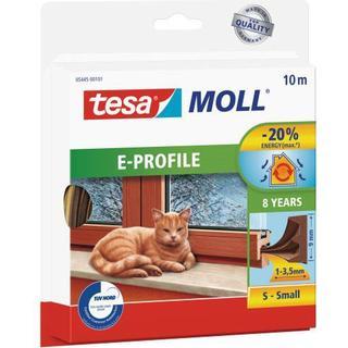 TESA Tesamoll E-Profile 10m Brown