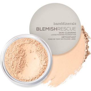 BareMinerals Blemish Rescue Skin-Clearing Loose Powder Foundation 1C Fair