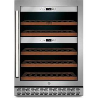 CASO WineChef Pro 40 Stainless Steel