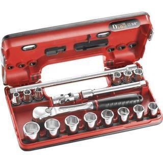Facom JL.DBOX112 Set 18-parts