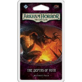 Fantasy Flight Games Arkham Horror: The Depths of Yoth Mythos Pack