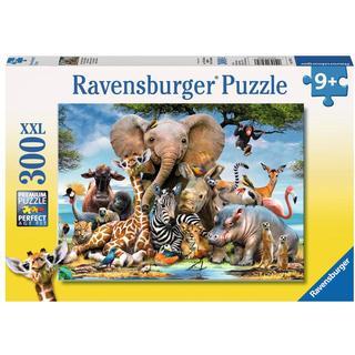 Ravensburger African Friends 300 Pieces