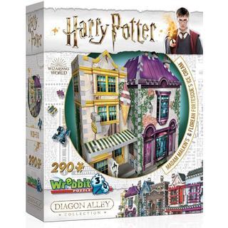 Wrebbit Harry Potter Madam Malkin's & Florean Fortescue's Ice Cream