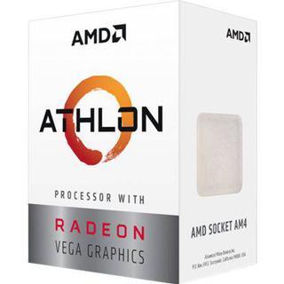 AMD Athlon 200GE 3.2GHz, Box