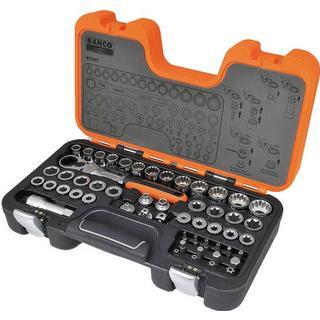 Bahco S530T Set 53-parts