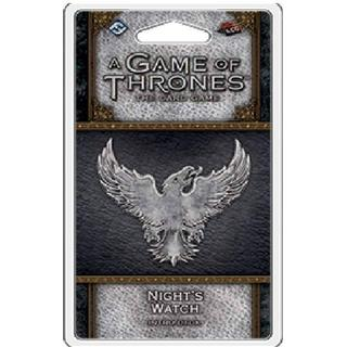 Fantasy Flight Games A Game of Thrones: The Card Game (Second Edition) Night's Watch Intro Deck