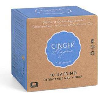 GingerOrganic Natbind 10-pack