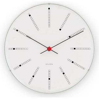 Arne Jacobsen Bankers 48cm Wall clock