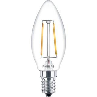 Philips CLA ND LED Lamps 2W E14