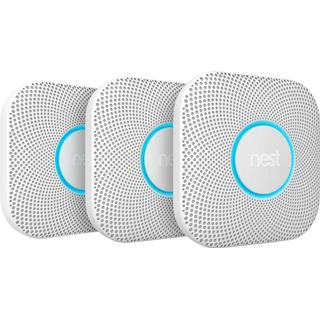 Nest Protect S3000BWGB 3-pack