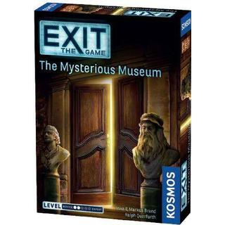 Exit: The Game The Mysterious Museum