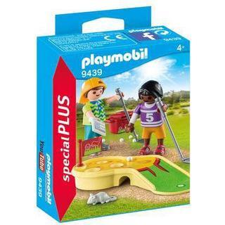Playmobil Children Minigolfing 9439