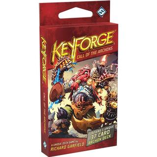 Fantasy Flight Games KeyForge Call of the Archons Archon Deck
