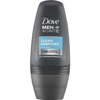 Dove Men + Care Clean Comfort Roll On 50ml