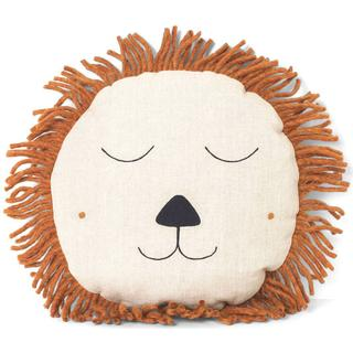 Ferm Living Safari Cushion Lion