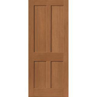 JB Kind Rushmore Unfinished Interior Door (61x198.1cm)