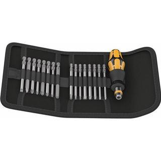 Wera 05051043001 Kraftform Compact 60 ESD Set 17-parts