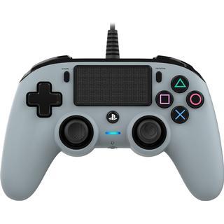 Nacon PS4 Compact Controller - Grey