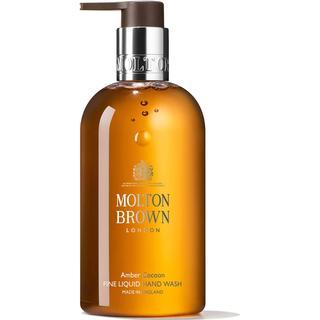 Molton Brown Fine Liquid Hand Wash Amber Cocoon 300ml