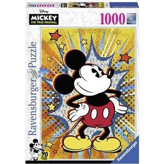 Ravensburger Retro Mickey 1000 Pieces
