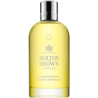 Molton Brown Orange & Bergamot Radiant Bathing Oil 200ml