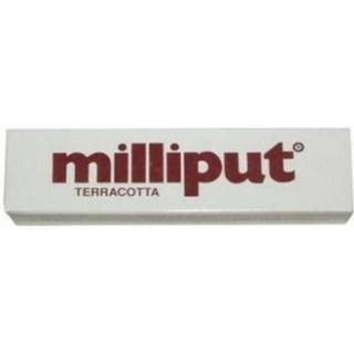 Milliput Terracotta Red