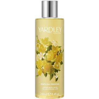 Yardley Luxury Body Wash English Freesia 250ml