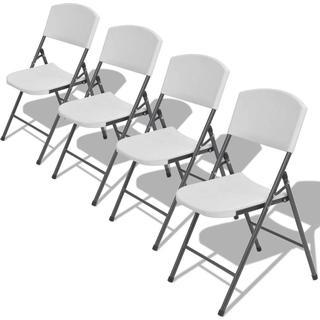 vidaXL 42458 4-pack Armless Chair