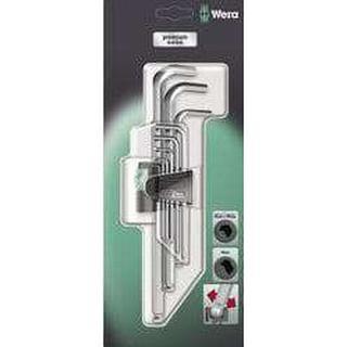 Wera 950 PKL/9 SB 05073391001 Set 9-parts