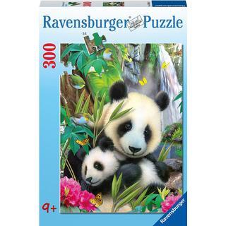 Ravensburger Charming Panda 300 Pieces