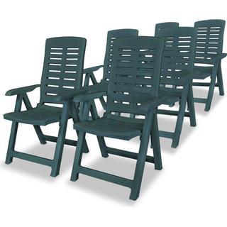 vidaXL 275070 6-pack Reclining Chair