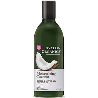 Avalon Organics Moisturizing Bath & Shower Gel Coconut 355ml