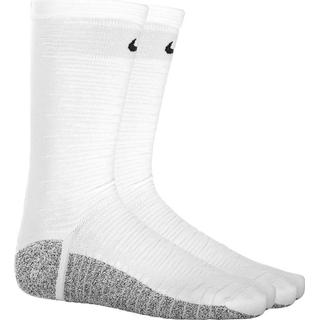 Nike Grip Strike Light Crew Socks Unisex - White/Pure Platinum/Black